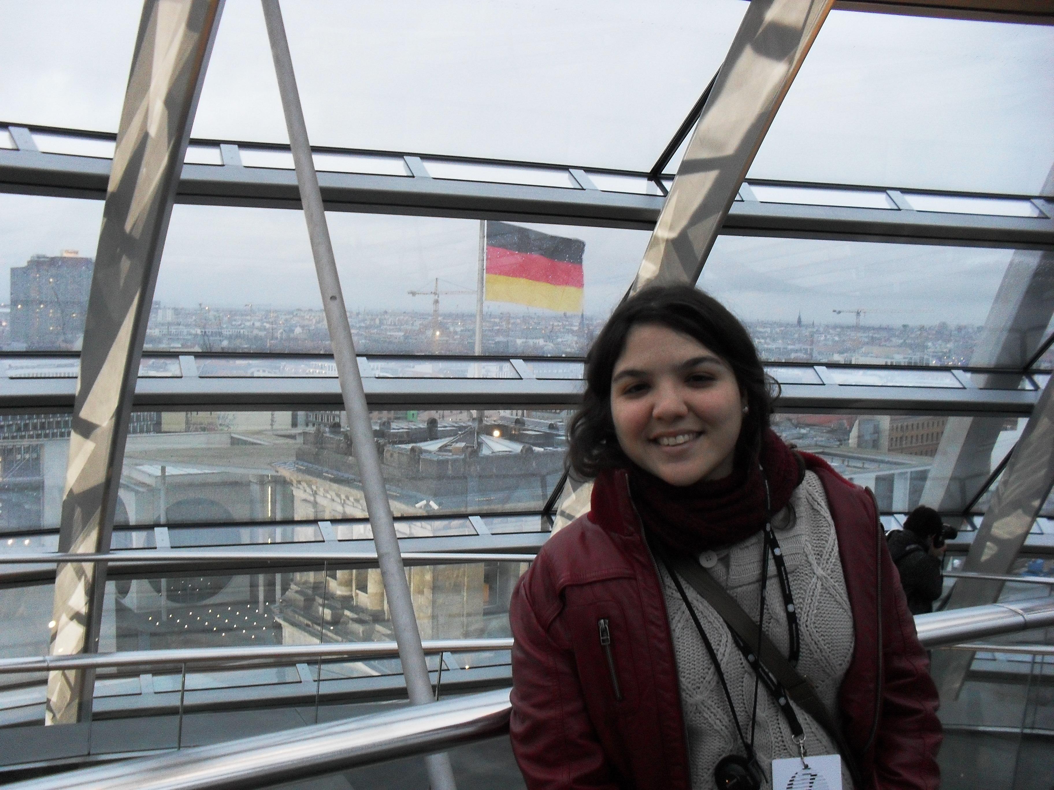 cúpula do parlamento alemão berlim